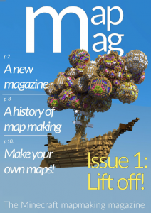 Map Mag Issue 1