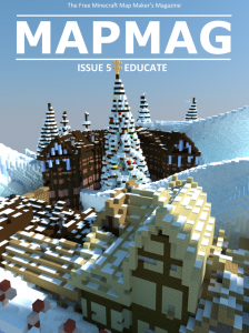 MapMagIssue5EducateCover